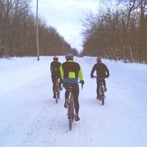 Biking Clearfield County