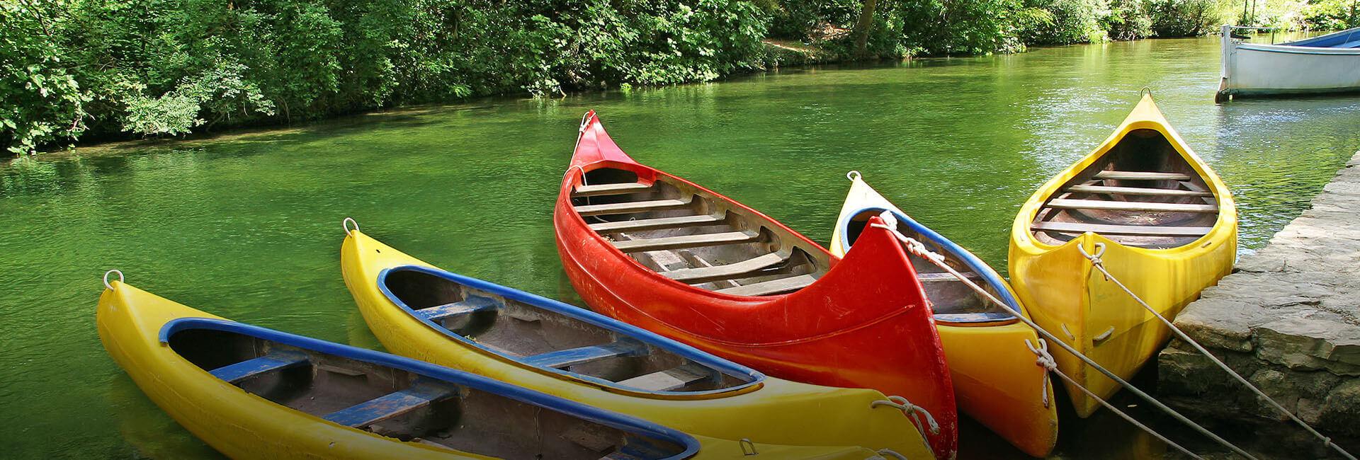 Fall Kayaking Near Me